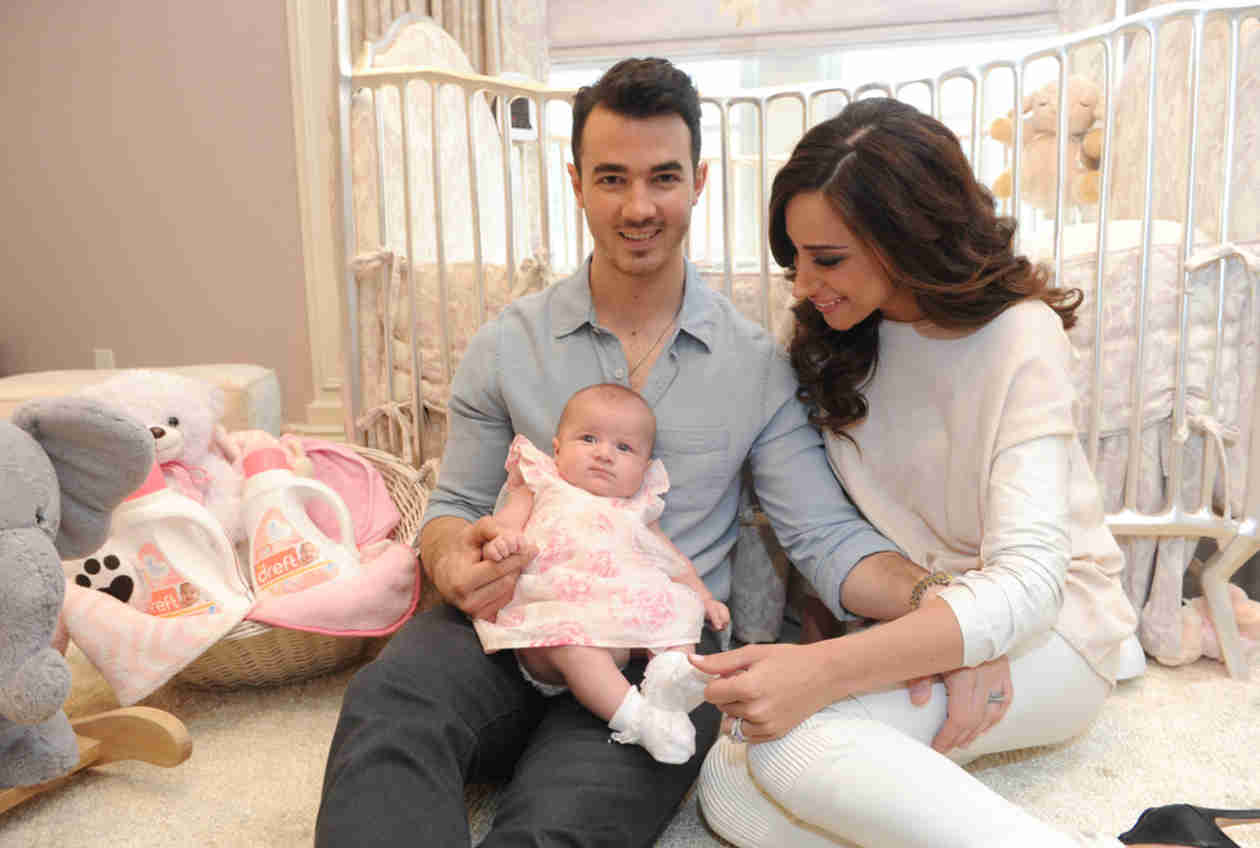 Kevin Jonas on Daughter Alena Rose: I Would Never Push Her in the Music Industry