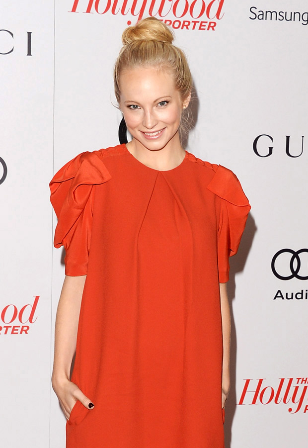 Candice Accola Goes Grey Gardens For Throwback Thursday (PHOTO)