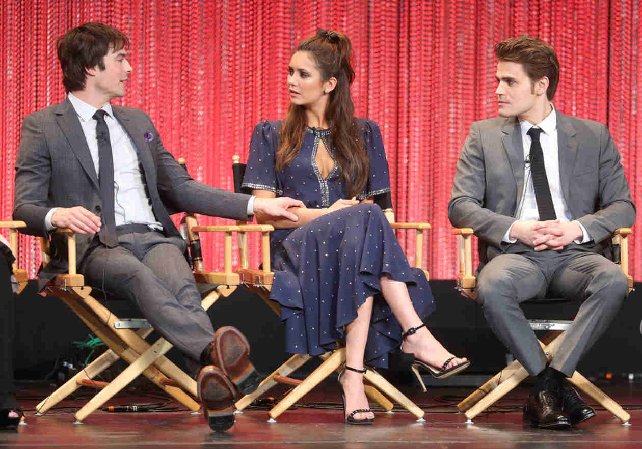Is a Major Star Leaving The Vampire Diaries?