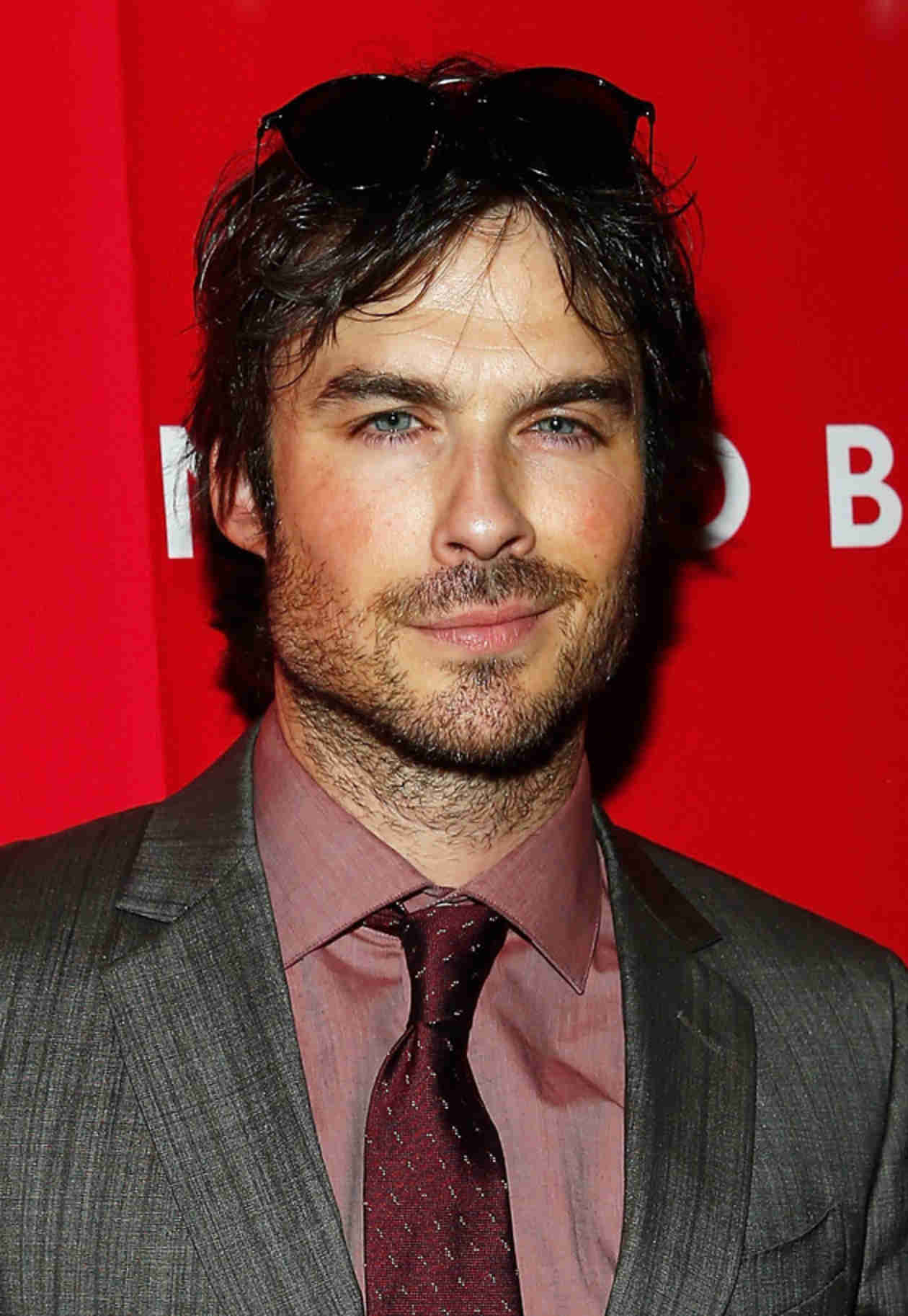 Ian Somerhalder Is Definitely a Role Model (VIDEO)