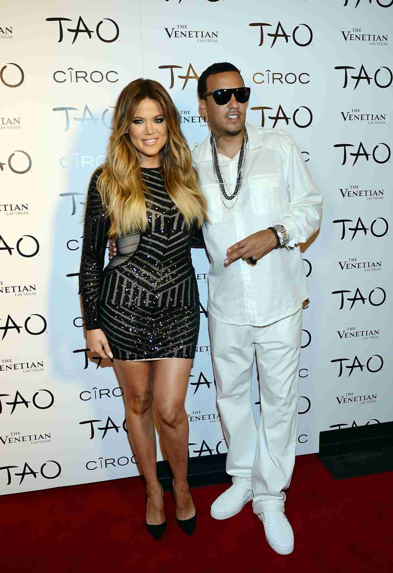 Khloe Kardashian and French Montana's Relationship Just a Publicity Stunt — Report (VIDEO)
