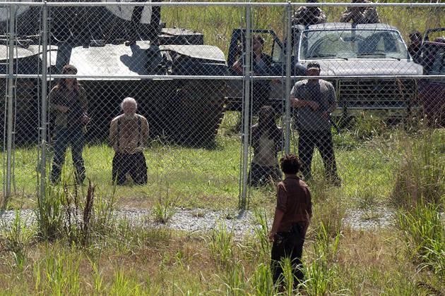 More Hershel! Watch Deleted Scene From The Walking Dead Season 4 (VIDEO)