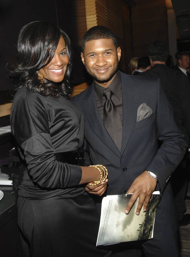 "Usher Says His ""Best Mistake"" Is His Failed Marriage to Tameka Foster (VIDEO)"