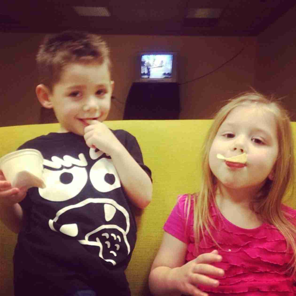 Jace Evans and Aubree Houska Bond at Teen Mom Reunion Special (VIDEOS)