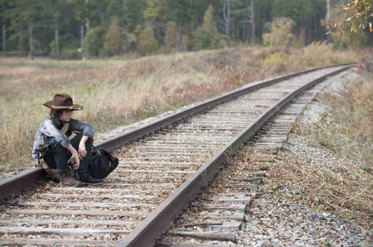 The Walking Dead Season 5: If Carl Grimes Dies, What Will Chandler Riggs Do? He Says…