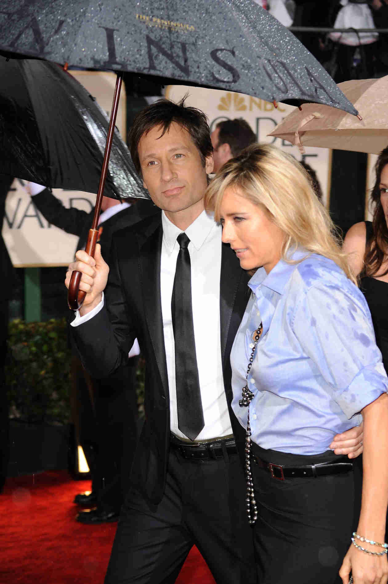 David Duchovny Divorces Tea Leoni — Three Years After Split