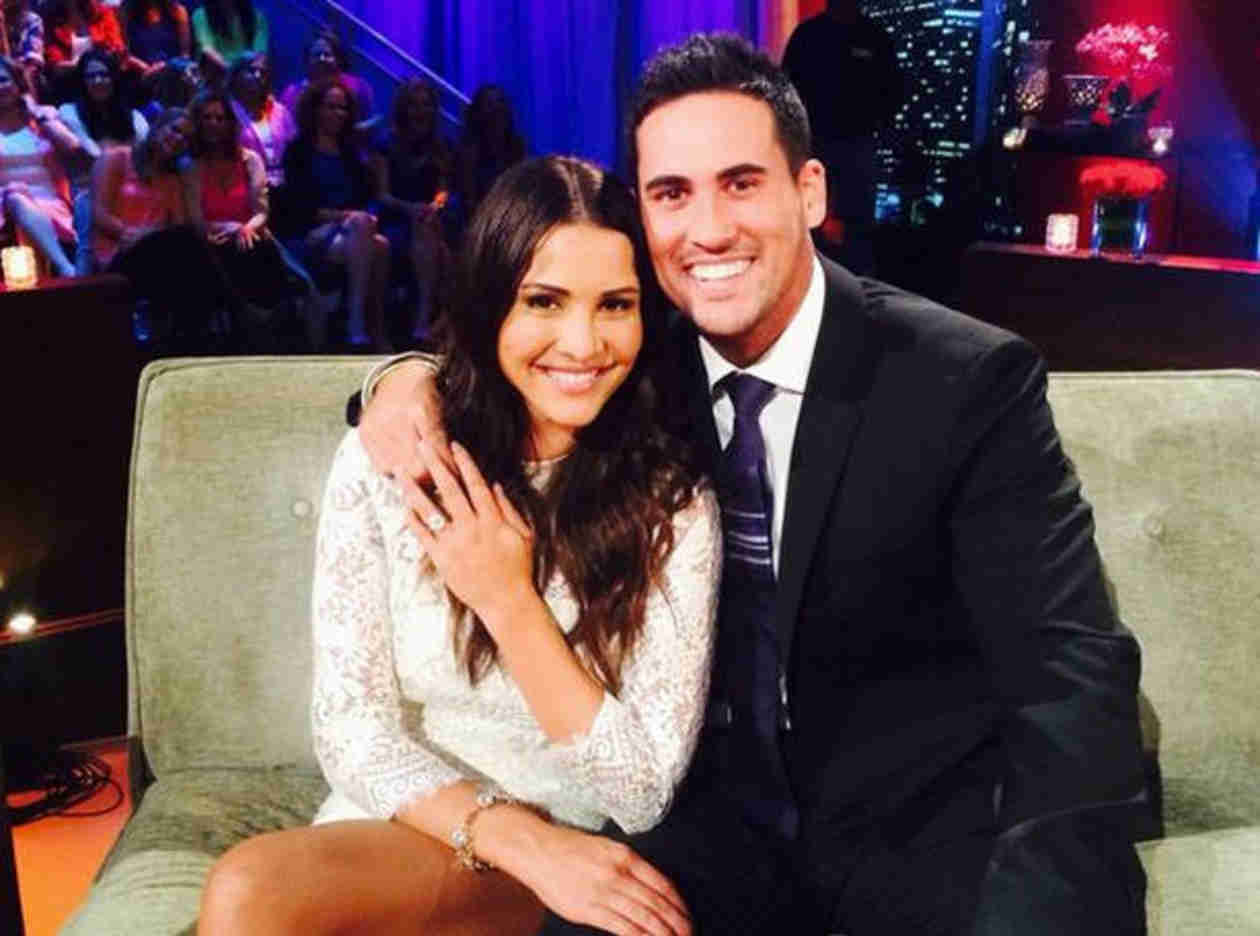 Andi Dorfman and Josh Murray Share Their First Family Pic — How Cute! (PHOTO)