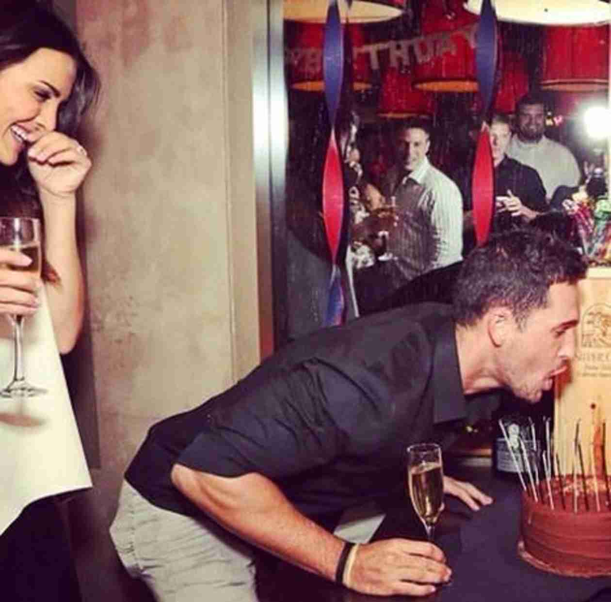 Andi Dorfman Throws Surprise Party for Josh's 30th Birthday — Which Co-Stars Attended?
