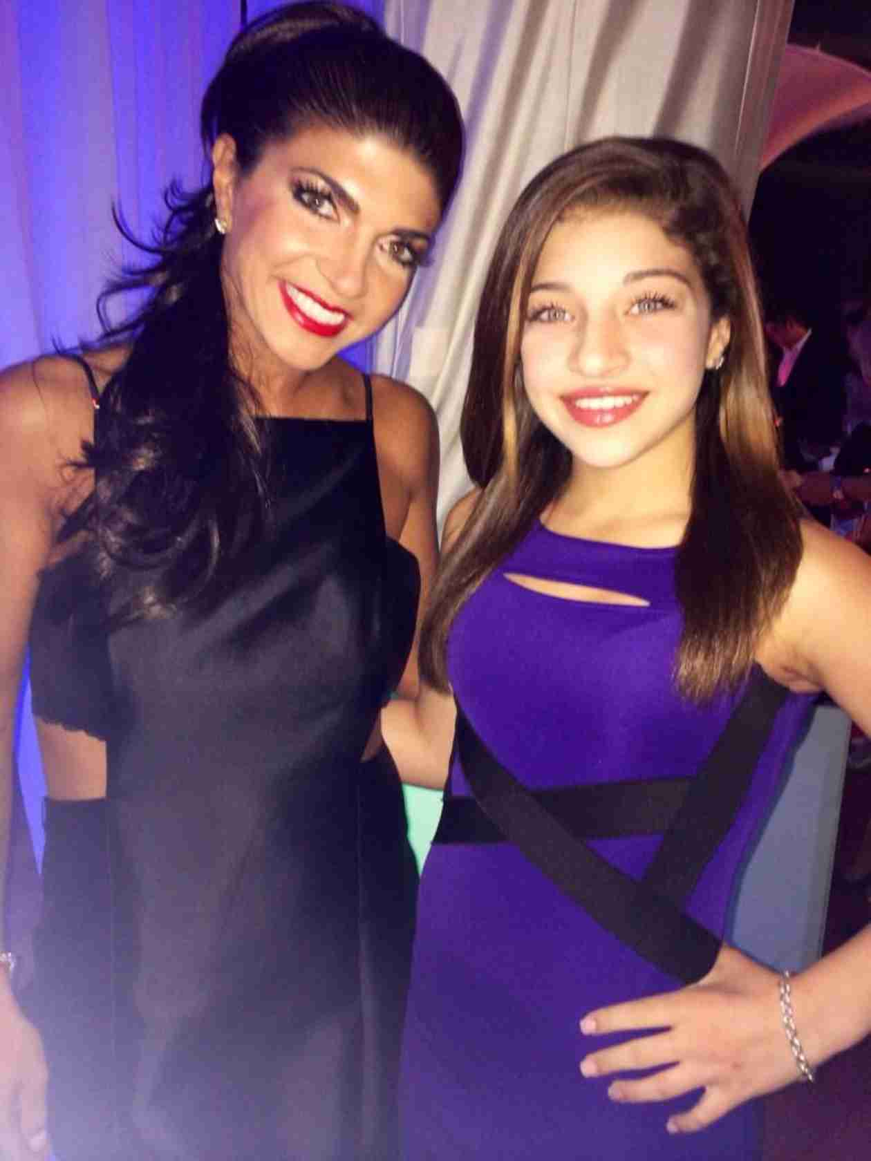 How Does Teresa Giudice Feel About Gia Having Kissed a Boy?