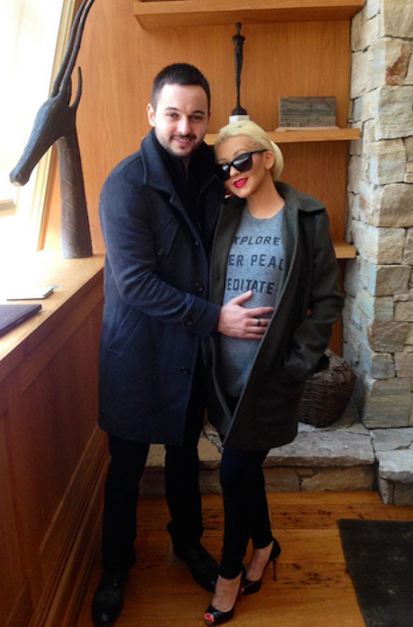 Christina Aguilera and Matt Rutler Welcome Baby Girl, Summer Rain (VIDEO)