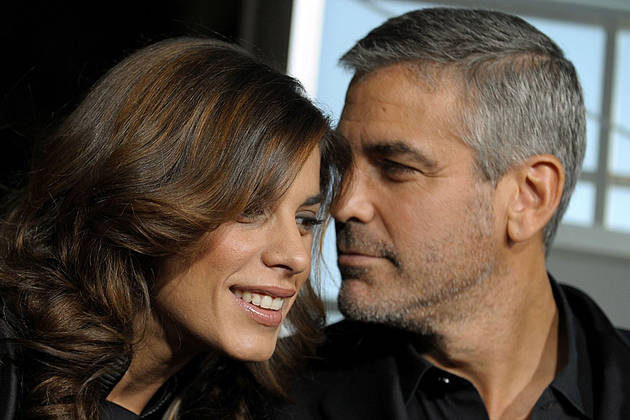 George Clooney's Ex Elisabetta Canalis Is Engaged, Weds Next Month