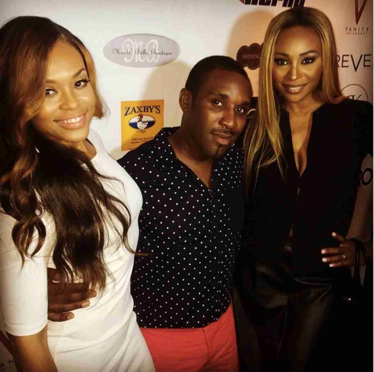 Cynthia Bailey Parties With Rumored New Housewife, Demetria McKinney (PHOTO)
