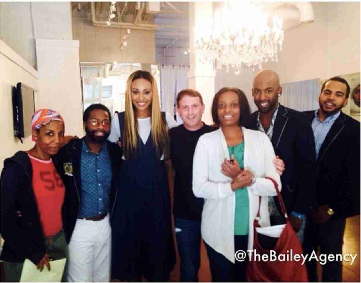 Cynthia Bailey's Modeling Agency Gets a New Gig — What Celeb's Company Hired Them?