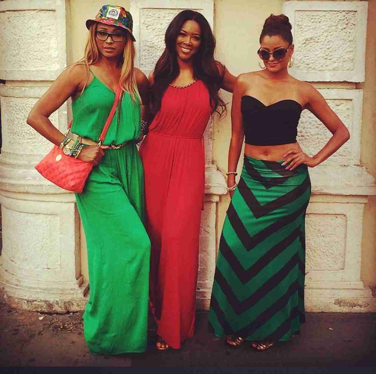 RHoA Season 7: Ladies Split Into Two Groups During Yearly Trip? (PHOTOS)