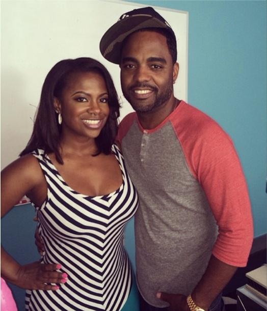Kandi Burruss Posts Heartwarming Message to Todd Tucker on His Birthday