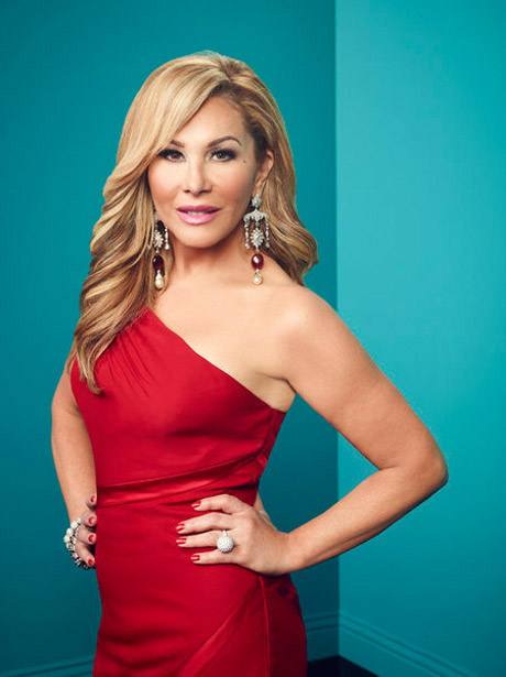 "Adrienne Maloof Is Returning to RHOBH to ""Mend"" and Get ""Closure"""