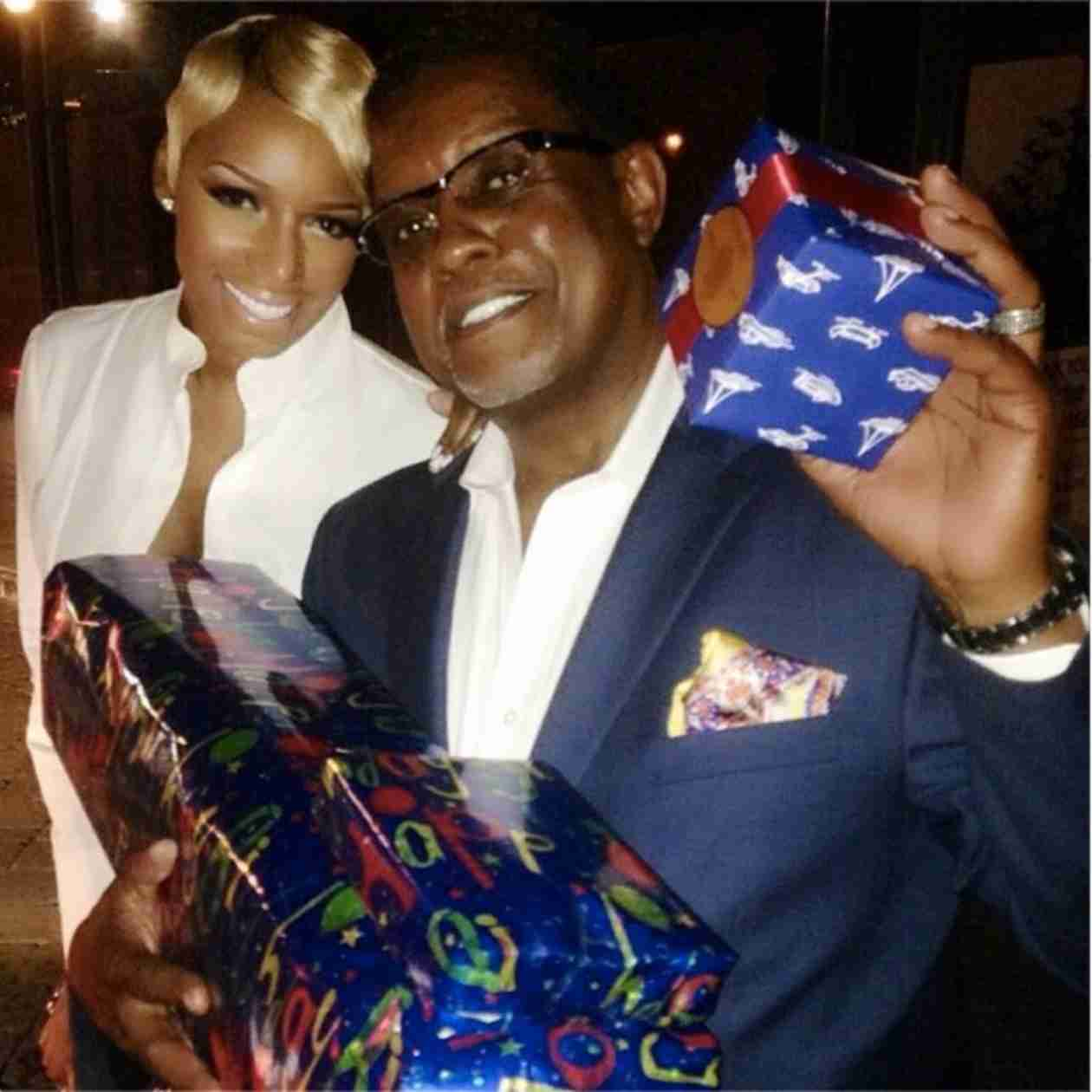 NeNe Leakes Celebrates Gregg's Birthday (PHOTOS)