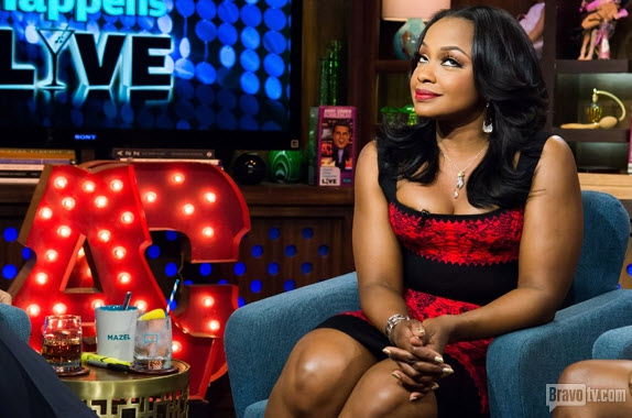 "Phaedra Parks Receives ""Love and Positive Vibes"" From Fans in St. Louis"
