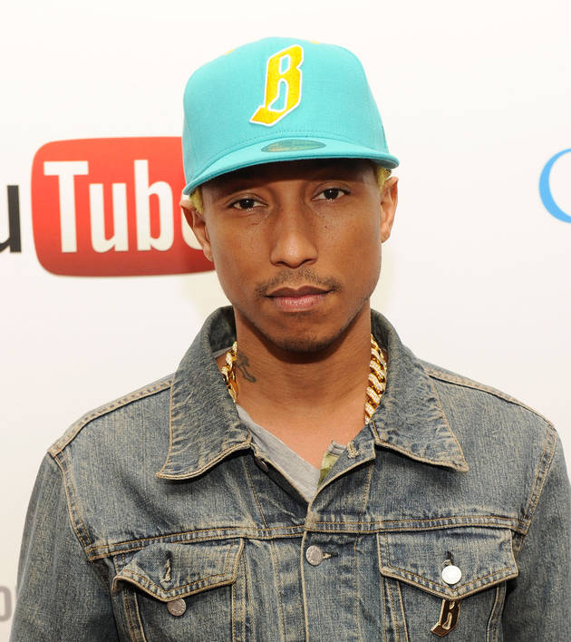 Pharrell Sued Over YouTube Show — Because of The Voice?