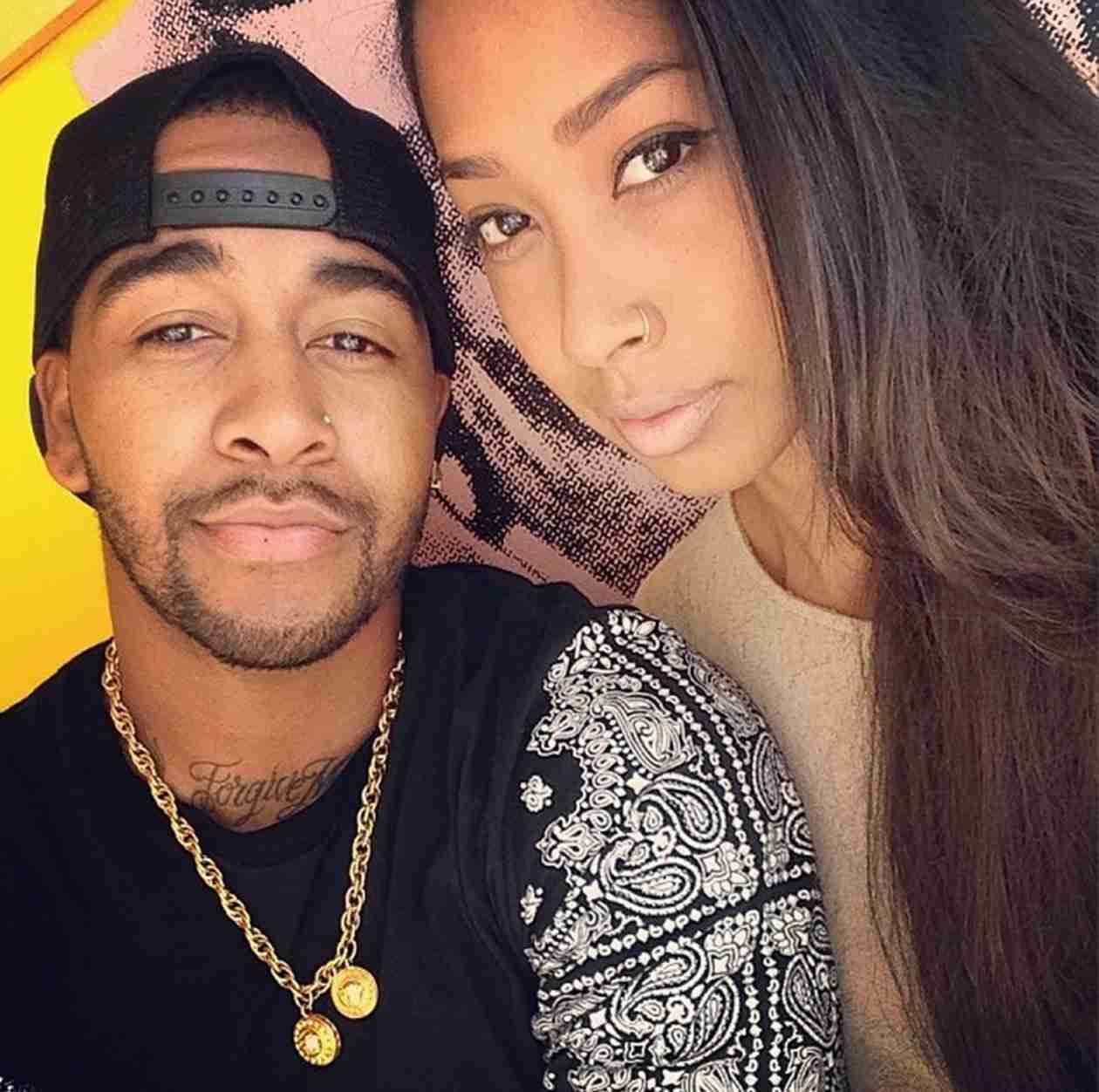 Omarion and Girlfriend Apryl Jones Welcome Baby Boy — See the First Photos!