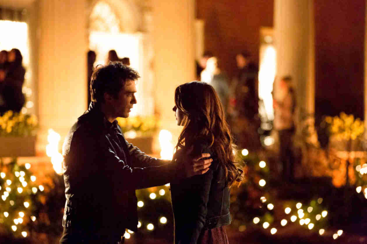 "Vampire Diaries Season 6: Damon and Elena's ""Bad, But Beautiful"" Journey Back to Each Other"