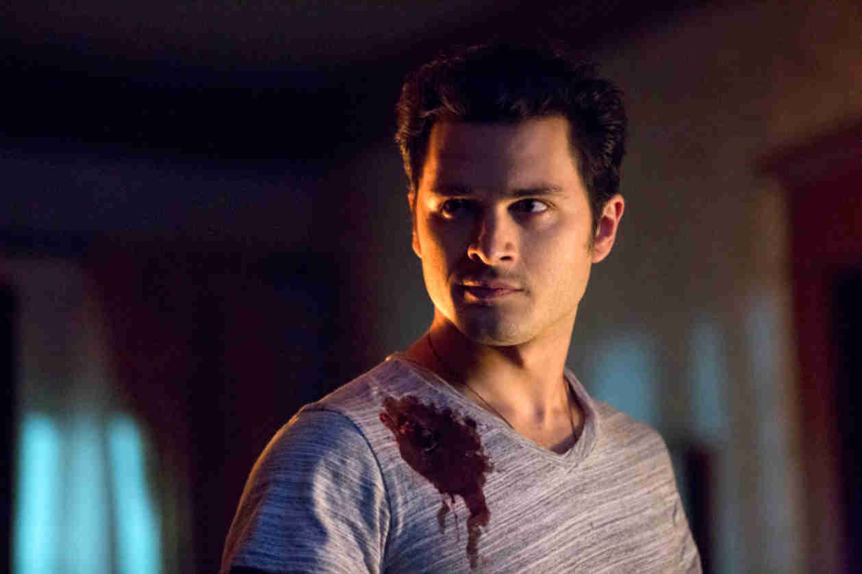Vampire Diaries Season 6 Spoilers: Are Caroline and Enzo on a Date? (PHOTO)