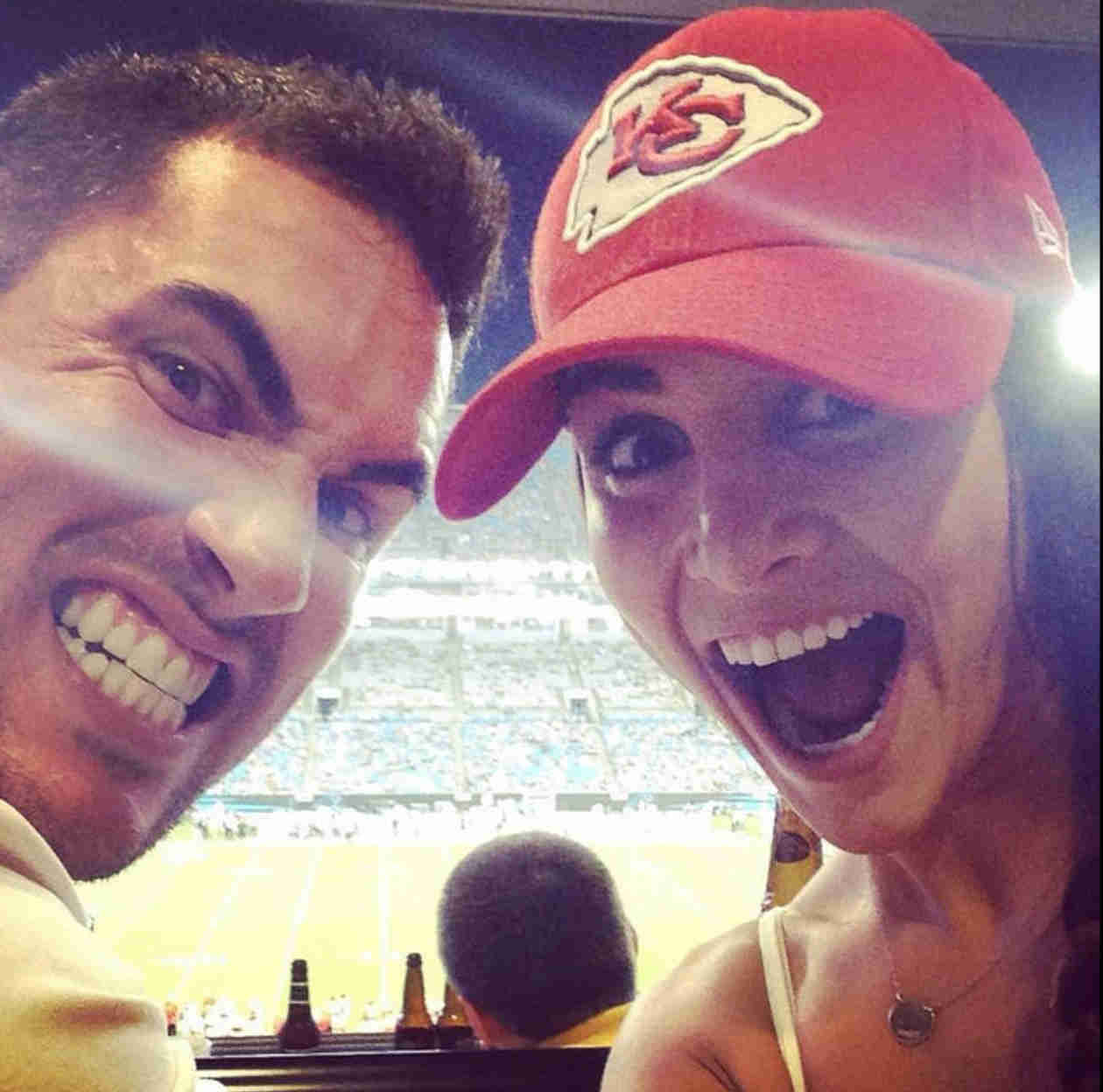 Andi Dorfman and Josh Murray Reach Relationship Milestone — See the Cute Pic! (PHOTO)