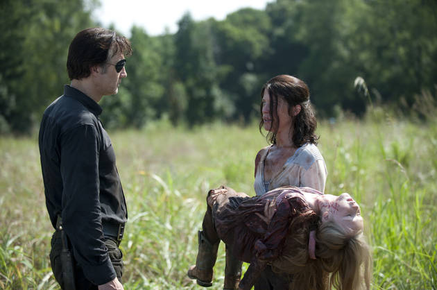 The Walking Dead Season 4: What If Lilly Had Survived? Audrey Marie Anderson Says…