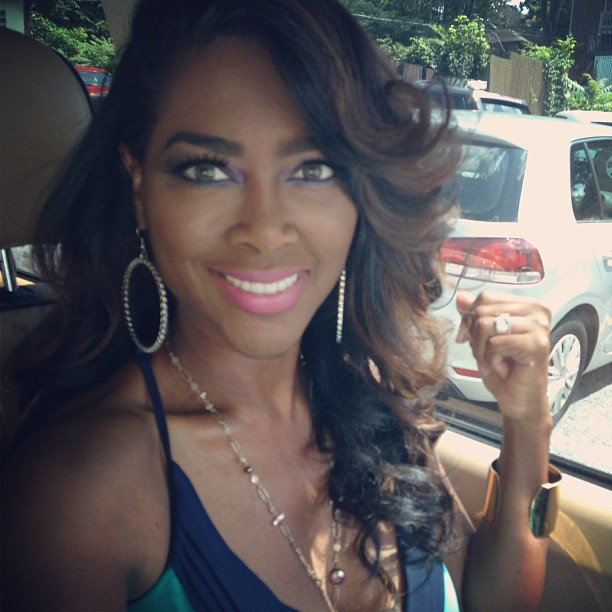 Kenya Moore's Hair Care Line Is Here!