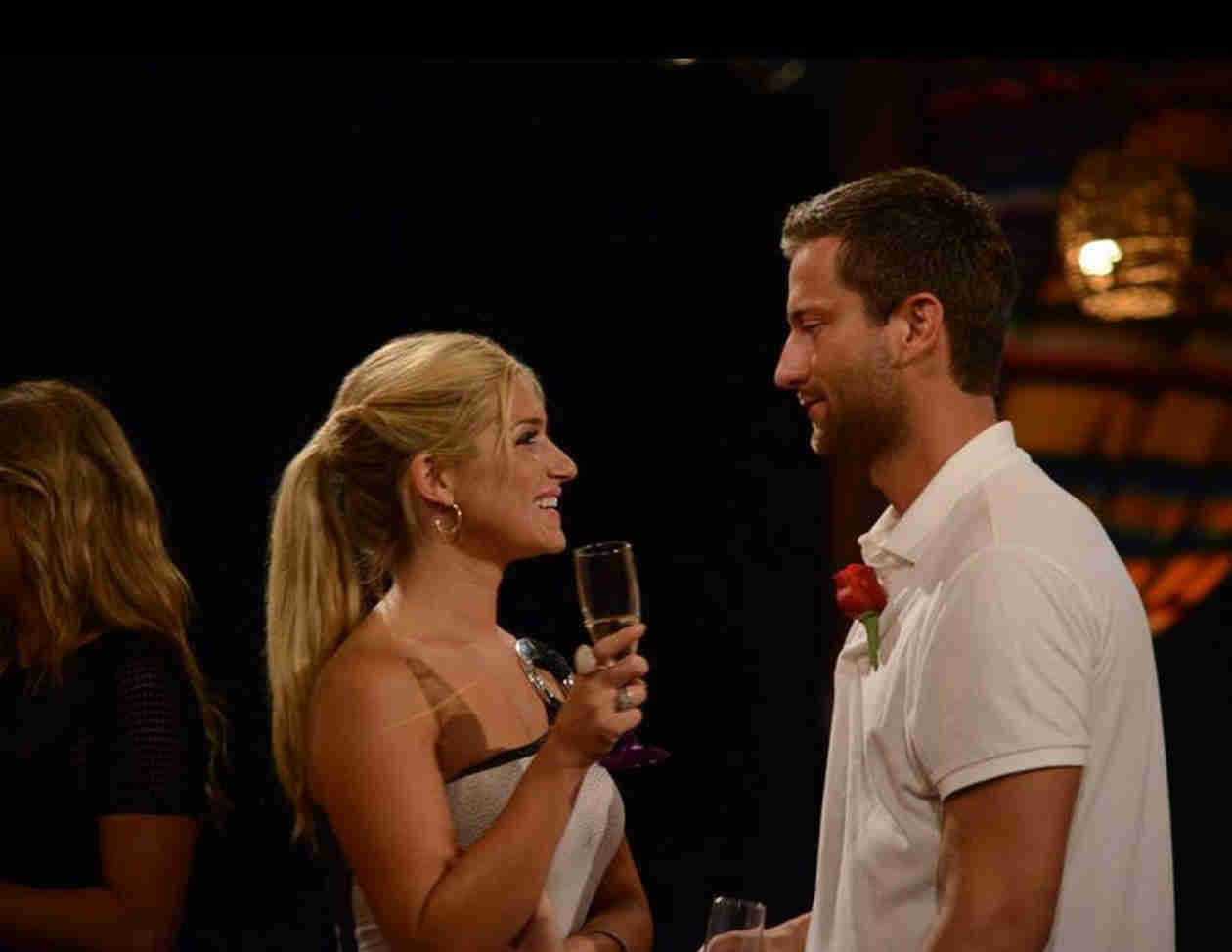 Elise Mosca Defends Leaving Bachelor in Paradise With Chris Bukowski