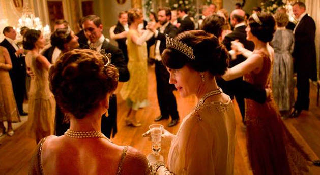 Downton Abbey Season 5: How Much Has Already Been Filmed? (UPDATE: That's a Wrap!)