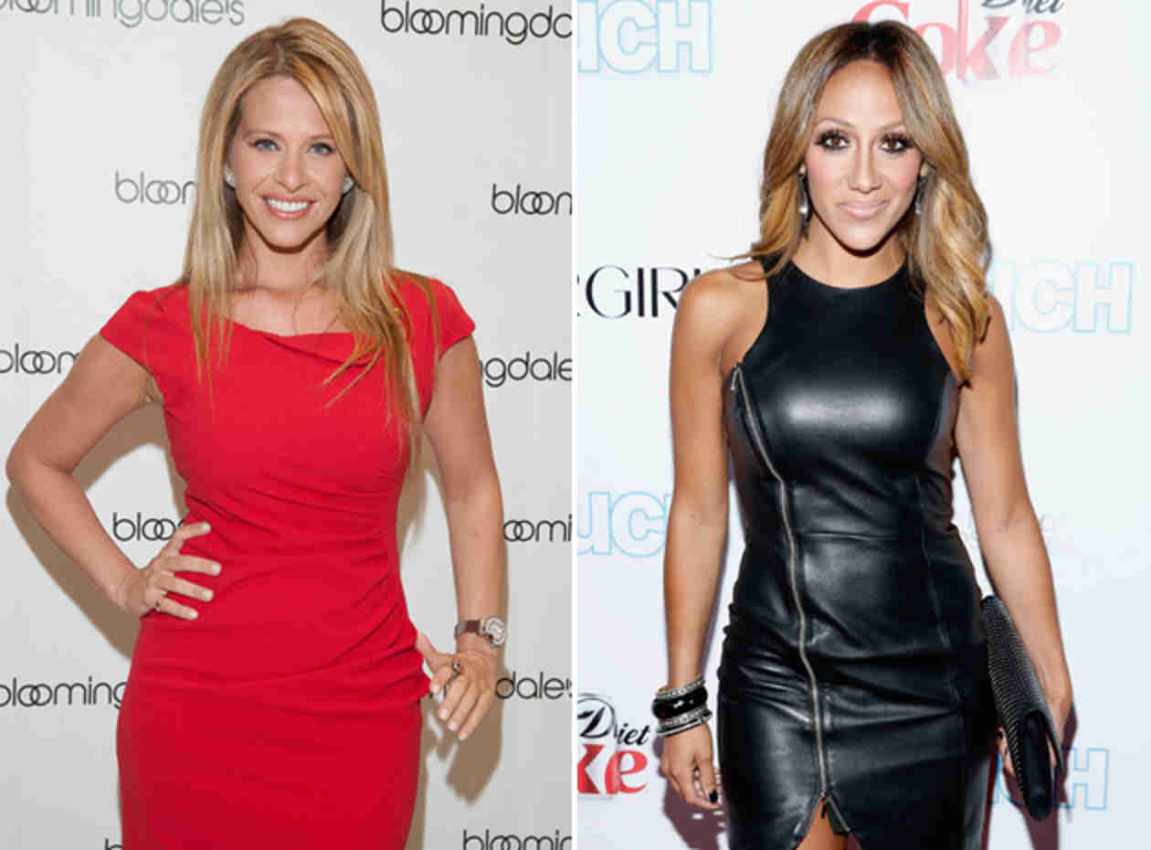 Real Housewives of New Jersey: Melissa Gorga Calls Dina Manzo Passive-Aggressive