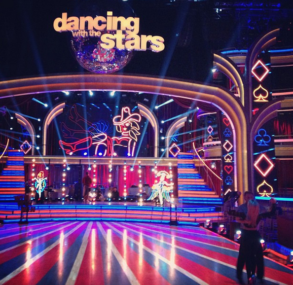 Dancing With the Stars Crew Rescues Kitten — Totally Adorable!