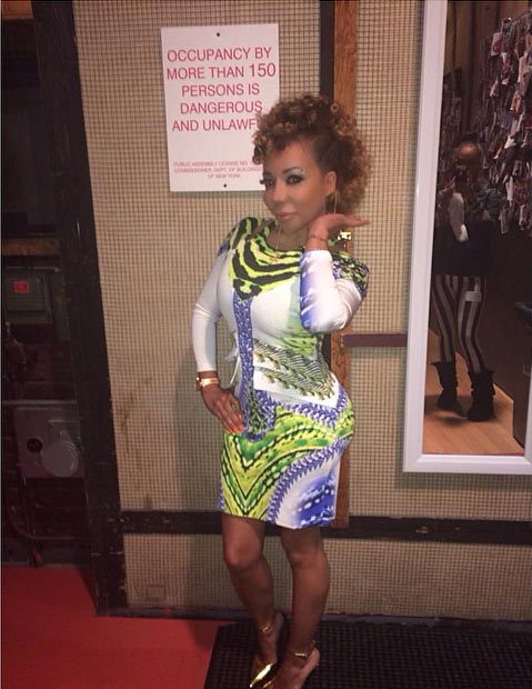 """Tiny Harris Responds to Azealia Banks's Twitter Comments: """"Who Is She?"""""""