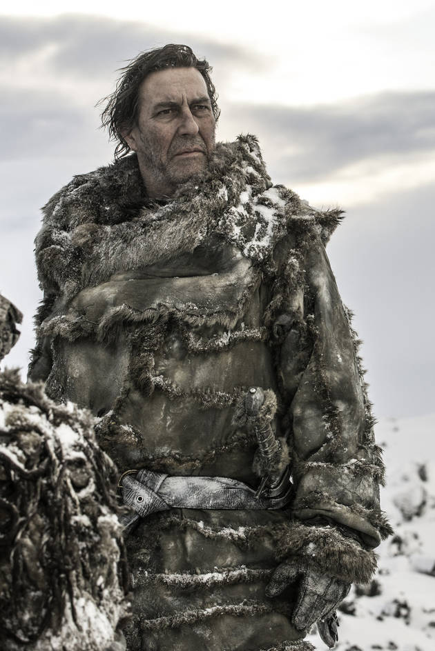 Game of Thrones Season 5 Spoiler: Will Mance Rayder Be Back?