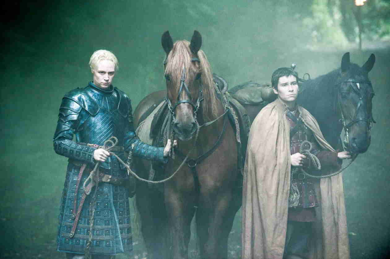 Game of Thrones Season 5 Filming: What Are Brienne and Pod Up to?