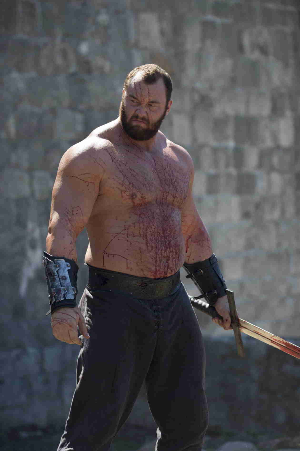 The Mountain Is Actually Europe's Strongest Man in Real Life