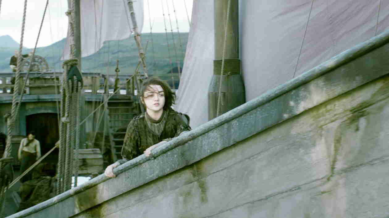 "Game of Thrones Season 5 Spoiler: Arya ""Becomes No One"""