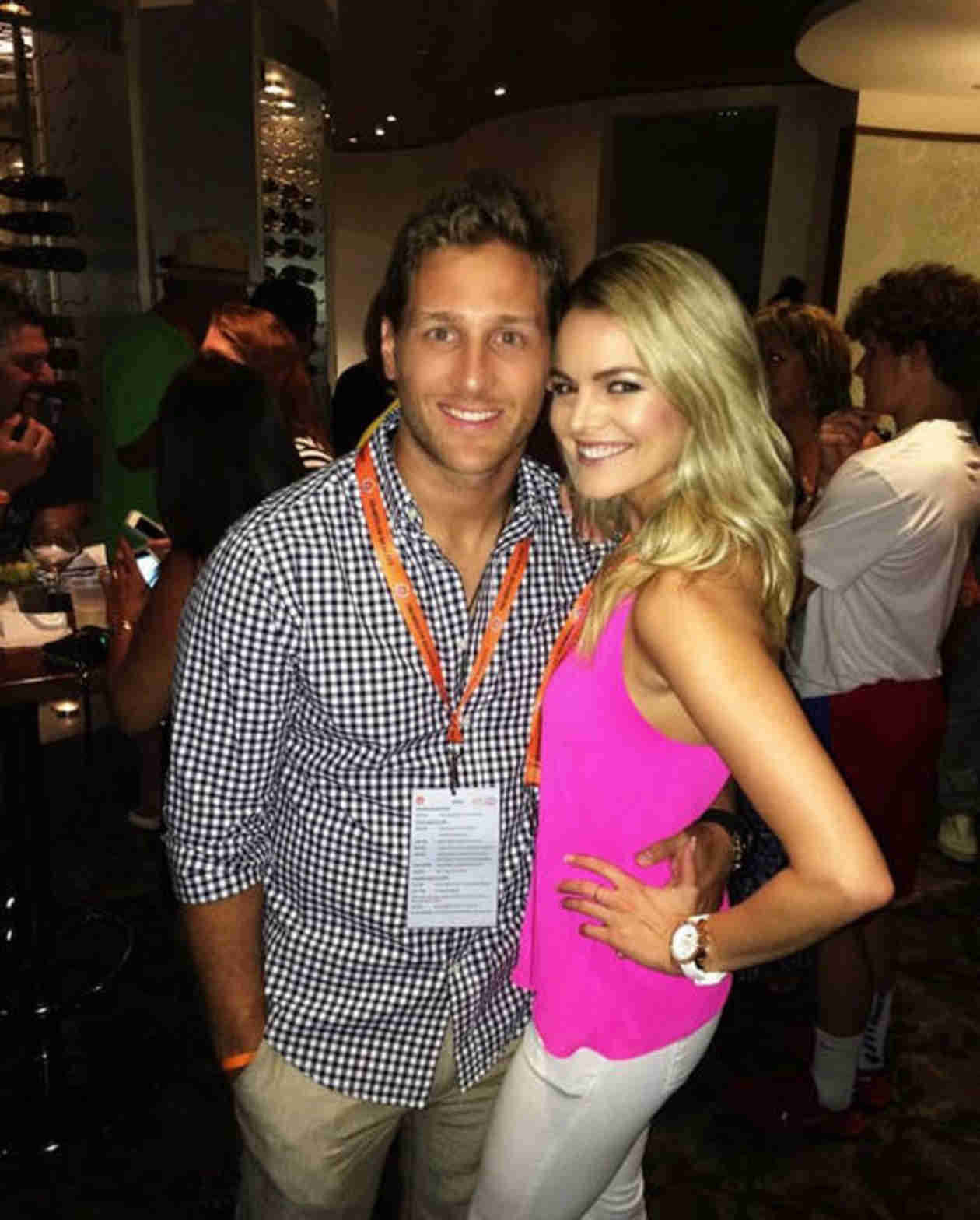 "Juan Pablo Galavis Tells Nikki Ferrell ""I Love You"" on Twitter!"