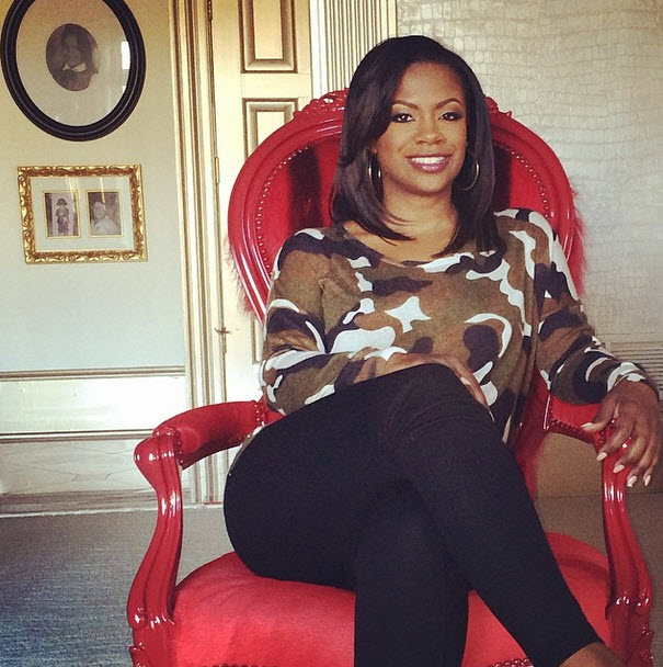 Kandi Burruss Wants to Lose 20 Pounds in a Month — How Much Does She Weigh Now?