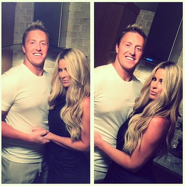 Would Kim Zolciak Ever Move if Kroy Left the Falcons? She Says… (VIDEO)