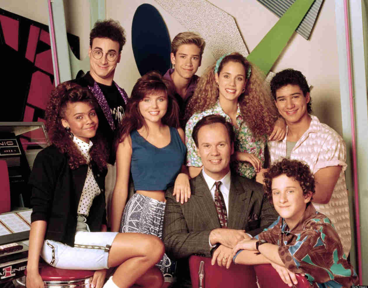 "Breckin Meyer: Dustin Diamond Is ""Such a D—k"" For Dissing Saved by the Bell (VIDEO)"