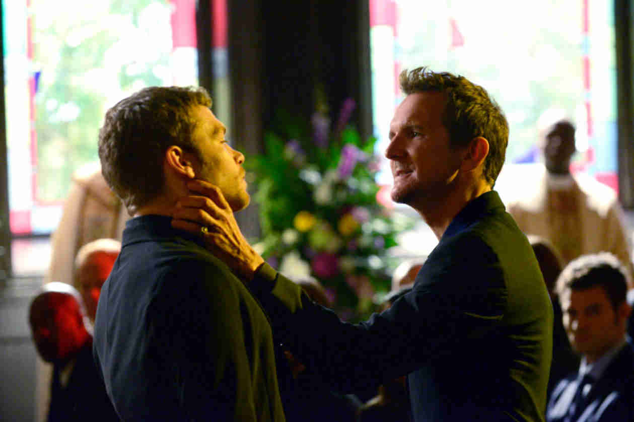 The Originals Season 2 Spoilers: Do Mikael and Esther Like Each Other?