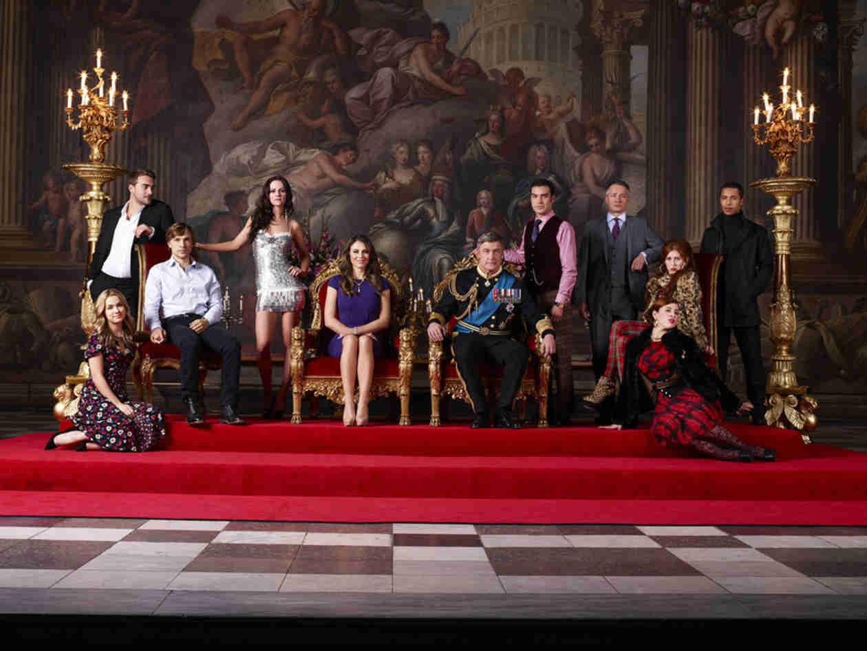 Check Out the First Trailer For E!'s The Royals! (VIDEO)