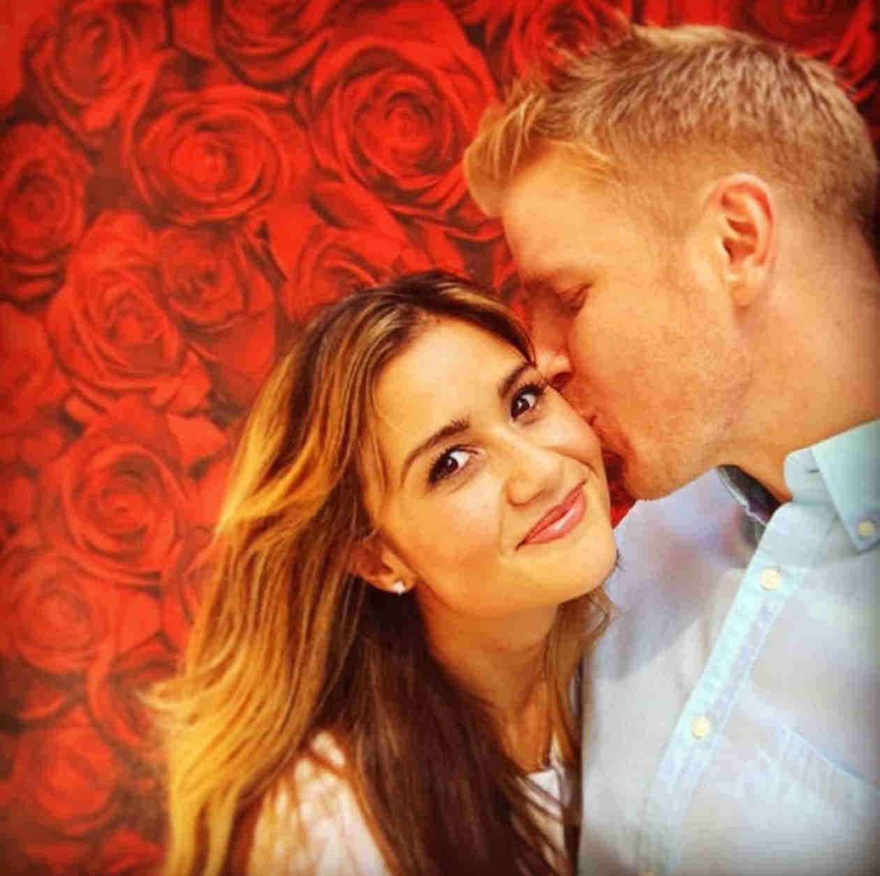"Sean Lowe Gushes About Catherine: ""My Wife Is Hot and I'm in Love"""