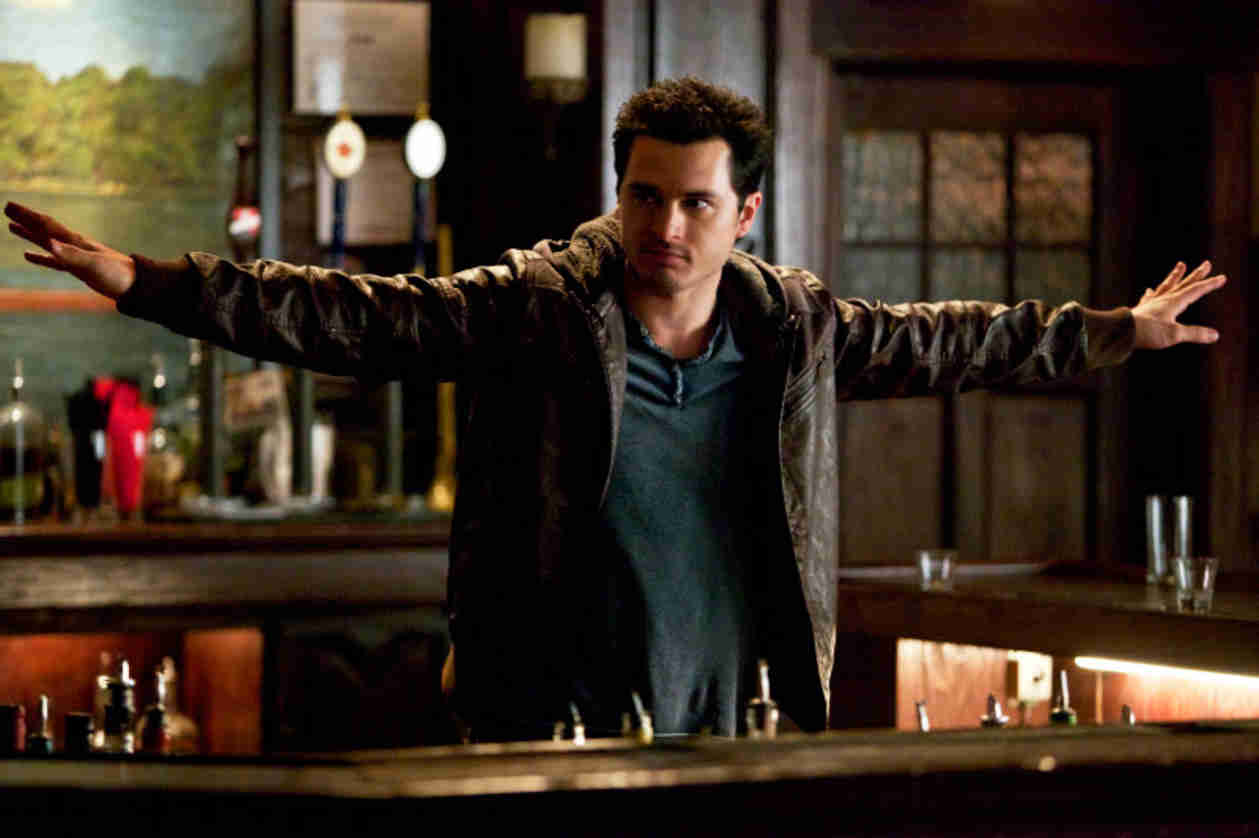 "Vampire Diaries Season 6: Enzo Gets a ""Makeout Scene"" — With Caroline? (VIDEO)"