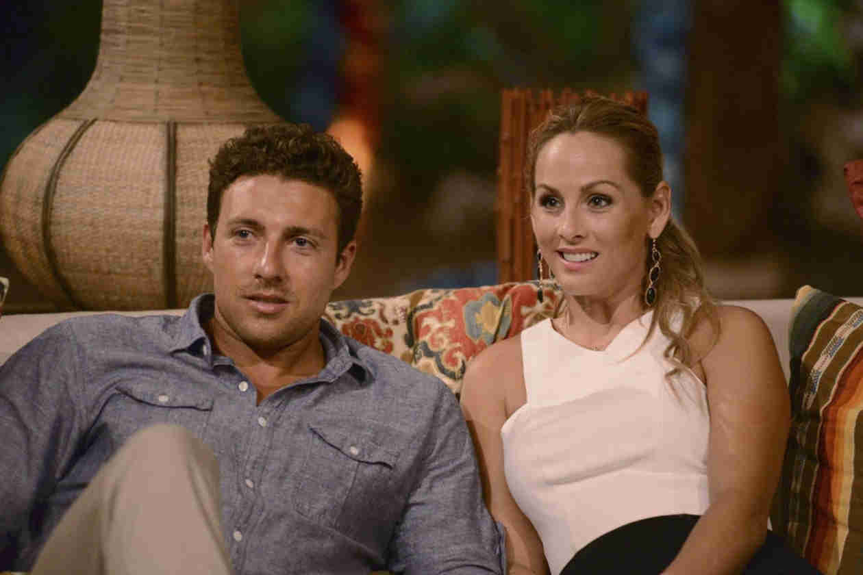 Bachelor in Paradise: AshLee Tries to Sabotage Clare and Zack's Relationship! (VIDEO)