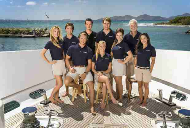 Below Deck's Amy Johnson on an Improved Season 2 and Working With Ex-Friend Kat  — Exclusive