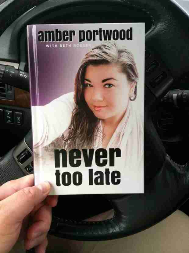 Is Gary Shirley Reading Amber Portwood's Memoir?