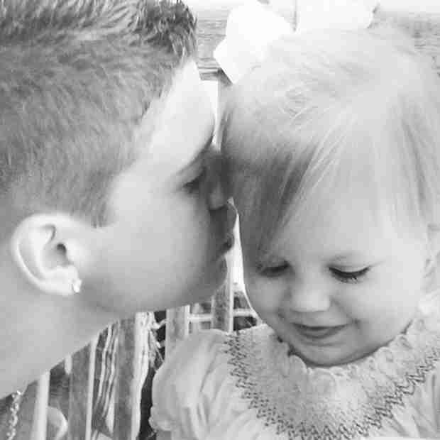 Tyler Baltierra Shares Emotional Tribute to Daughter Carly